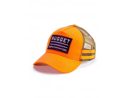 NUGGET SLOPE 2 TRUCKER A DARK ORANGE