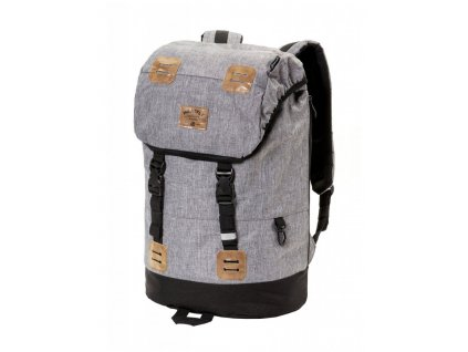 MEATFLY PIONEER 3 BACKPACK A HEATHER GREY
