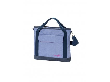 MEATFLY KUNA LADIES BAG C DENIM