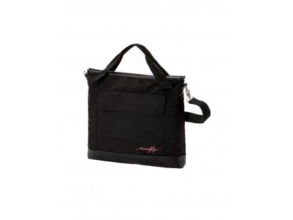 MEATFLY KUNA LADIES BAG B HEATHER BLACK
