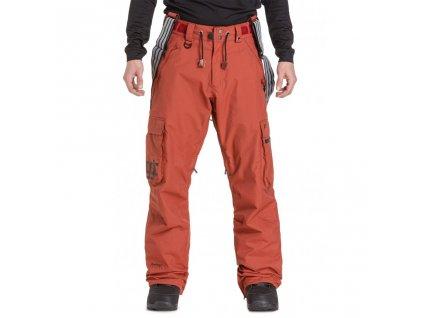 Snowboardové kalhoty Nugget Dustoff 5 D Picante