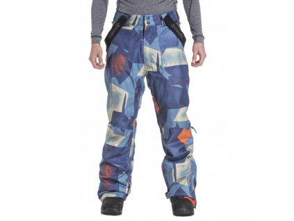 Snowboardové kalhoty Meatfly Gnar 4 E Shade Color