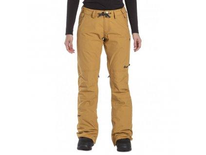 Snowboardové kalhoty Nugget Kalo K Camel