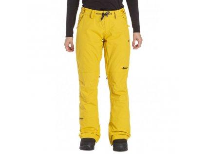 Snowboardové kalhoty Nugget Kalo J Gold