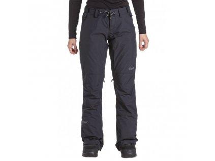 Snowboardové kalhoty Nugget Kalo A Black