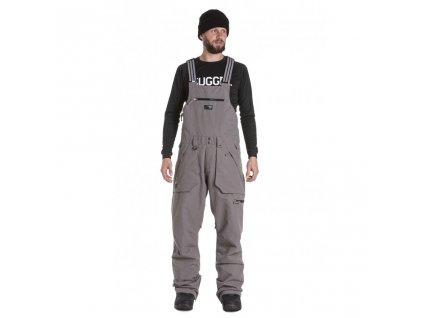 Snowboardové kalhoty Nugget Cangur C Grey Ripstop