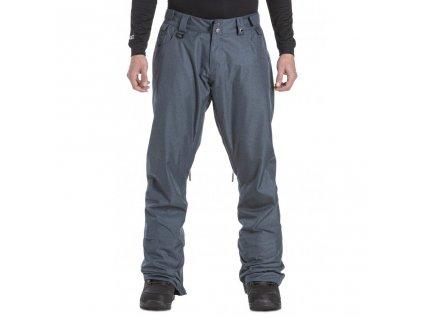 Pánské snowboardové kalhoty Nugget Charge 5 E Slate Heather