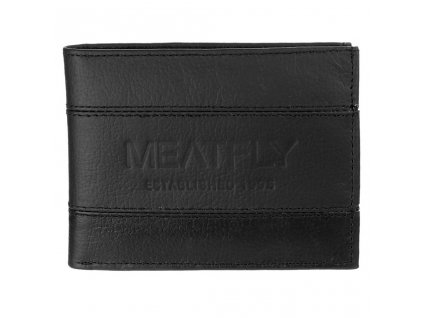 Meatfly Hurricane A Black Leather