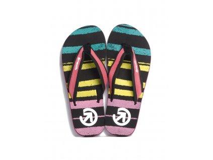 MEATFLY Tiama A-Black/Pink (Velikost EUR 36)