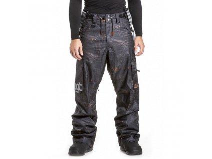 NUGGET DUSTOFF 4 PANTS E GRID BLACK