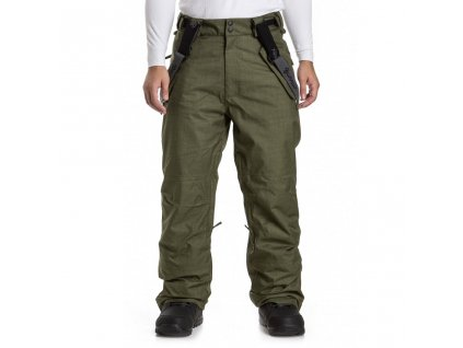 MEATFLY GNAR 3 PANTS A OLIVE HEATHER