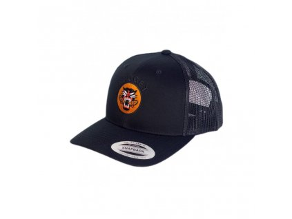 Nugget Skate Trucker Yupoong A Black