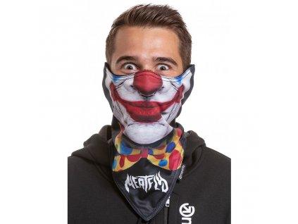 Maska Meatfly Frosty 4 Claun