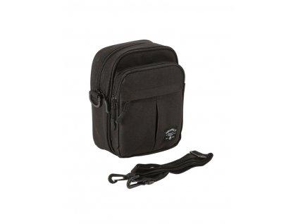 MEATFLY HARDY SMALL BAG A BLACK