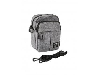 MEATFLY HARDY SMALL BAG B HEATHER GREY
