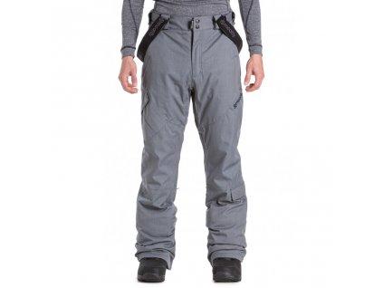 Snowboardové kalhoty Meatfly Ghost 4 C Grey Heather