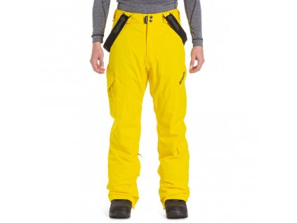 Snowboardové kalhoty Meatfly Ghost 4 B Sun Yellow