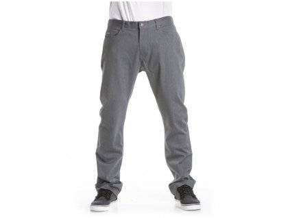 SAGVAN 18 PANTS B HEATHER GREY