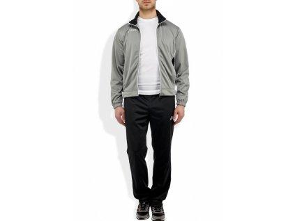 Asics Suit Victor Tuta Fashion Grey Black