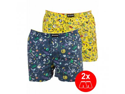 Boxerky Meatfly Agostino Double pack C Jamm