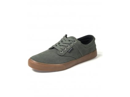 MEATFLY BECKER SHOES A GREY
