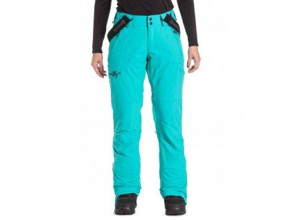 Snowboardové kalhoty Meatfly Foxy B Lake Green