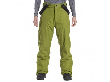 Snowboardové kalhoty Meatfly Gnar 4 B Green Melange