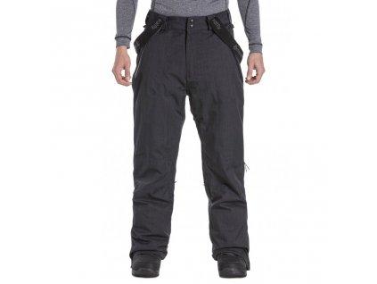 Snowboardové kalhoty Meatfly Gnar 4 C Gunmetal