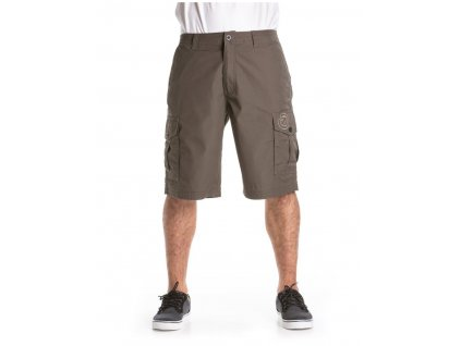 MEATFLY ICON 18 SHORTS F COFFEE