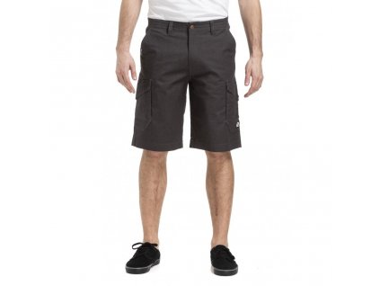 MEATFLY ICON 19 SHORTS F HEATHER BLACK