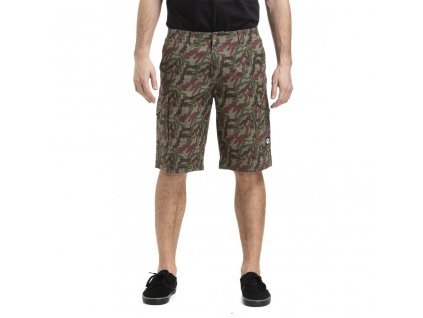 MEATFLY ICON 19 SHORTS H LETTER CAMO