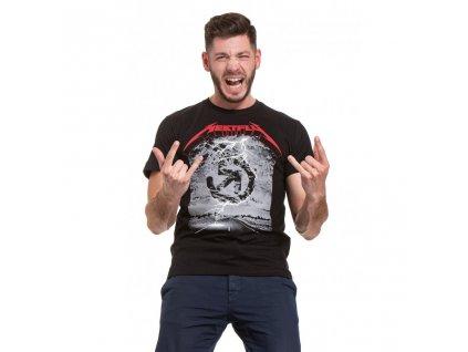 Meatfly Metallica 25TH Black