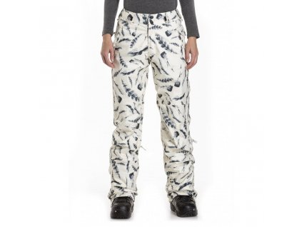 MEATFLY PIXIE 3 PANTS H FEATHER PRINT