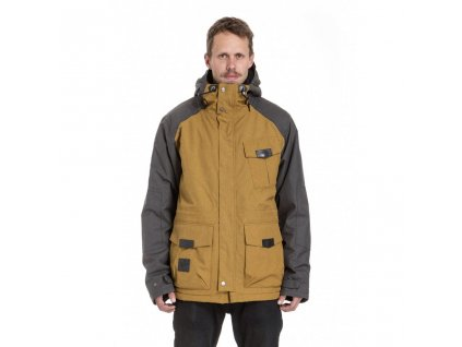 NUGGET ARSENAL 2 JACKET A CHARCOAL HEATHER, MUSTARD HEATHER