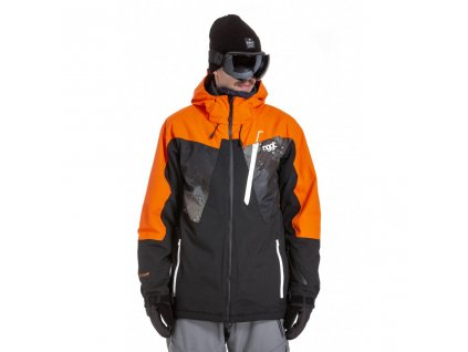 NUGGET DRONE 2 JACKET C ORANGE, DELTA OLIVE, BLACK