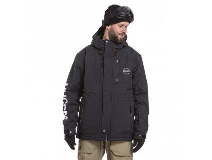 Snowboardová bunda Nugget Falcon G Black