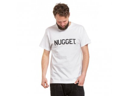 Nugget Logo 20 B White