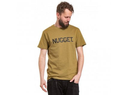 Nugget Logo 20 D Coyote Tan