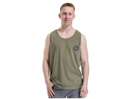NUGGET RELAY TANK SHIRT B KHAKI