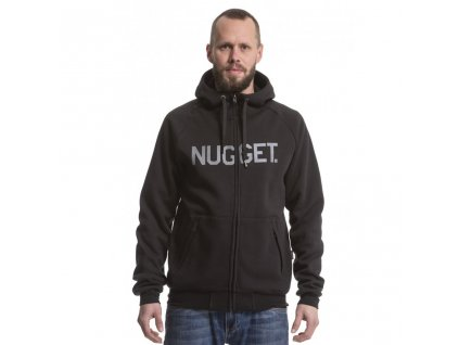 NUGGET SEEKER TECHNICAL HOODIE A BLACK