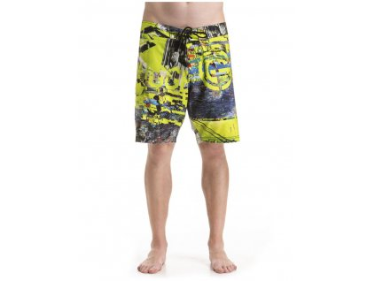 NUGGET YOUNGBLOOD BOARDSHORTS A MOSH LIME