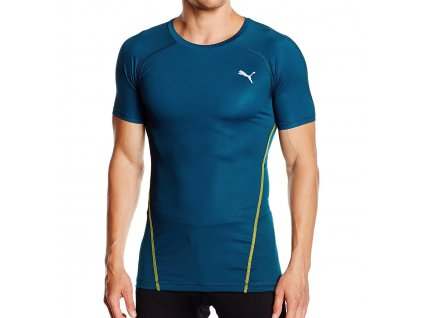 funkní tričko Puma ACTV blue