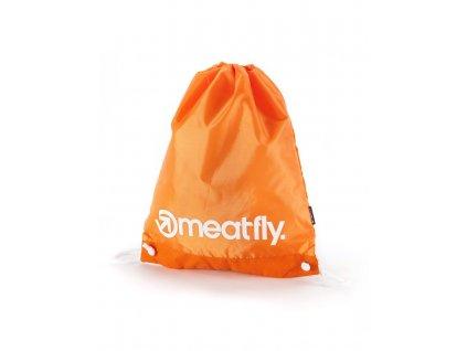 Meatfly Flatout C-Orange (Barva oranžová, Objem 12 L)