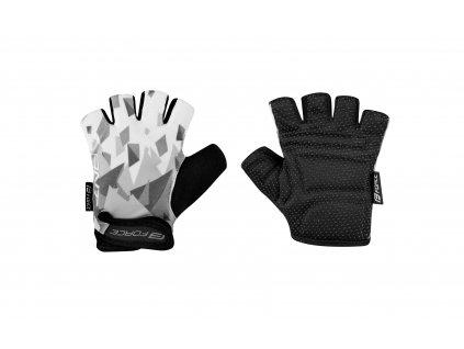 rukavice F ANT dětské, šedo bílé