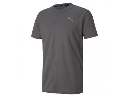Pánské tričko Puma Ignite S S Tee castlerock 2