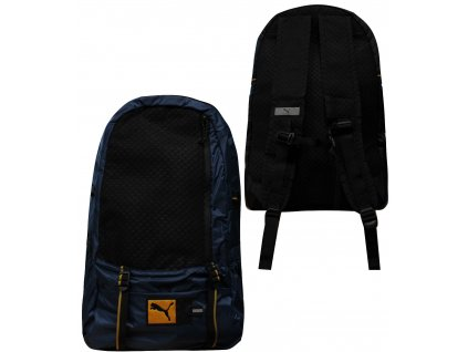 Puma S Float Backpack Blue Wing Teal Black Zinnia