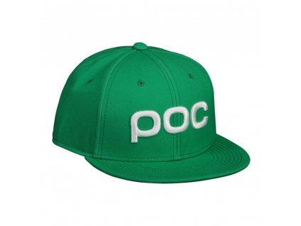 kšiltovka POC Corp Cap emerald green 1