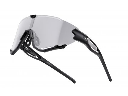 brýle FORCE CREED černé, fotochromatická skla