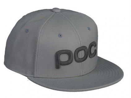 kšiltovka POC Corp cap pegasi grey unisex