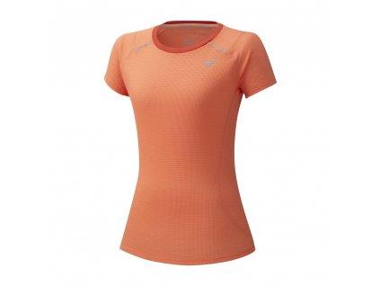 dámské tričko Mizuno DryAeroFlow Tee J2GA071361